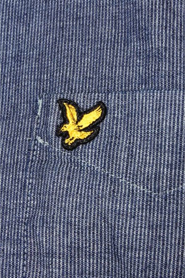  LYLE&amp;SCOTTJS INDIGO3/4 9