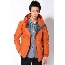 Grosgrain Mountain Parka 12020600806010: Orange