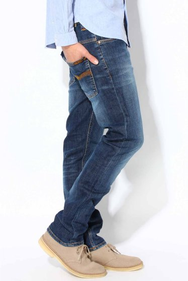  NUDIE JEANS THIN FINN   2