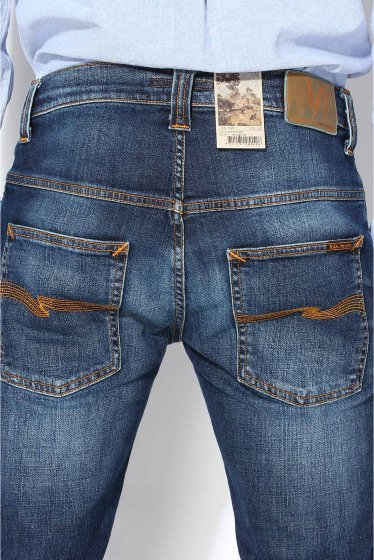  NUDIE JEANS THIN FINN   5