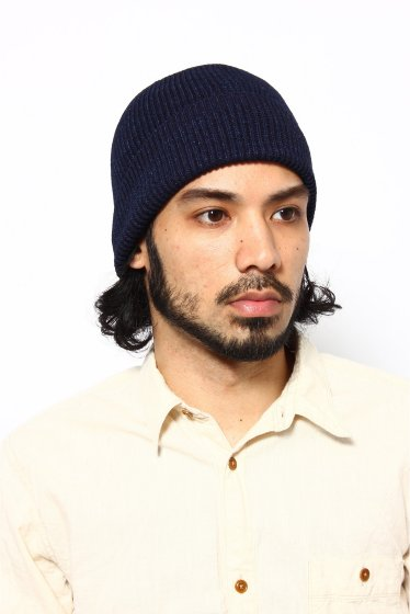  INDIGO WATCH CAP 7