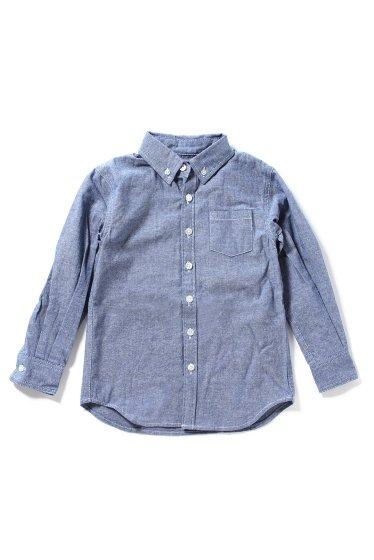 JOURNAL STANDARD relume KIDS: シャンブレーボタンダウンシャツ
